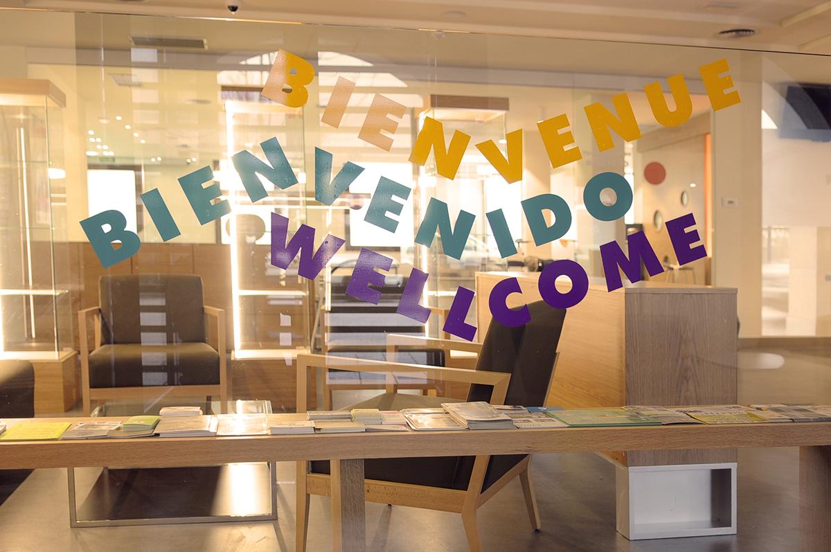bienvenida albergue guiana