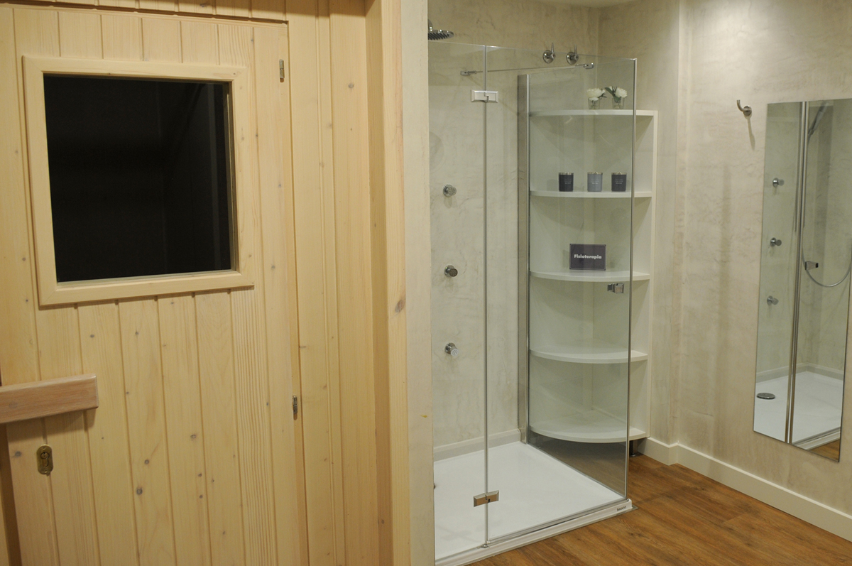 ducha albergue guiana