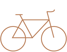 lavado bicis albergue guiana